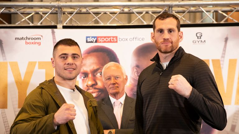 Whyte vs Rivas: David Allen to deal with David Price in 'devastating fashion' when they clash at The O2 | Boxing News |