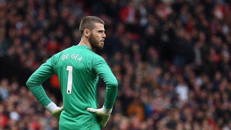 Ole Gunnar Solskjaer insists David de Gea's mistakes are not the reason Manchester United are sixth