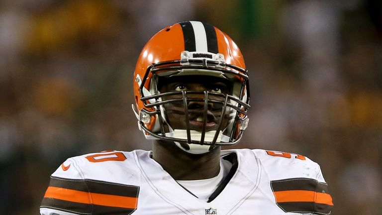 Top Cleveland Browns trade DE Emmanuel Ogbah to Kansas City Chiefs | NFL  free shipping
