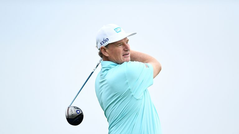 Ernie Els will be part of the field for the US Open at Pebble Beach