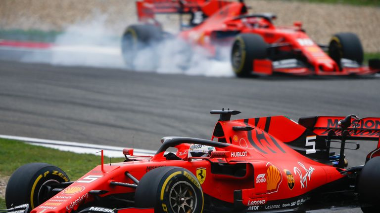 Ferrari confident of unlocking speed to become 'fair match' for Mercedes