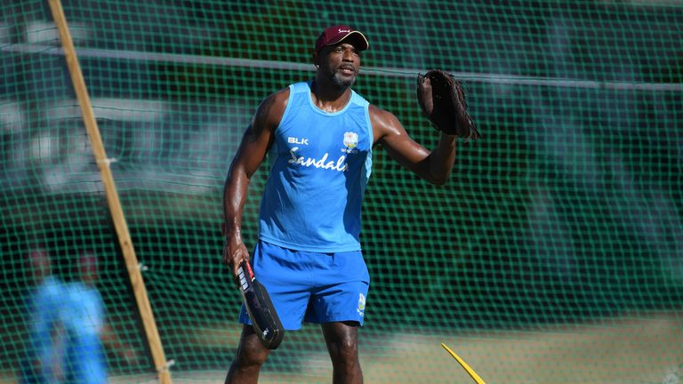 Floyd Reifer will coach Windies at the World Cup in England