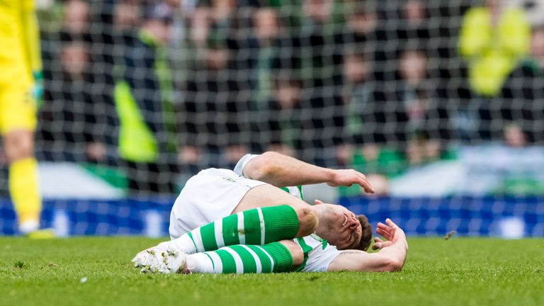 Ryan Christie missed the last six games of the 2018-19 season