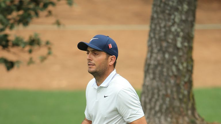 Molinari starts the week as world No 7