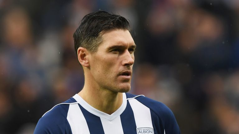 Gareth Barry and James Morrison's West Brom futures down to new