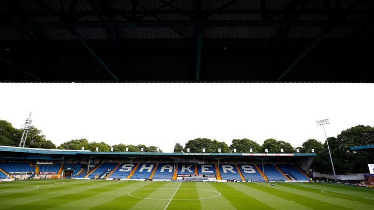 Bury chairman Steve Dale has confirmed the club's financial problems