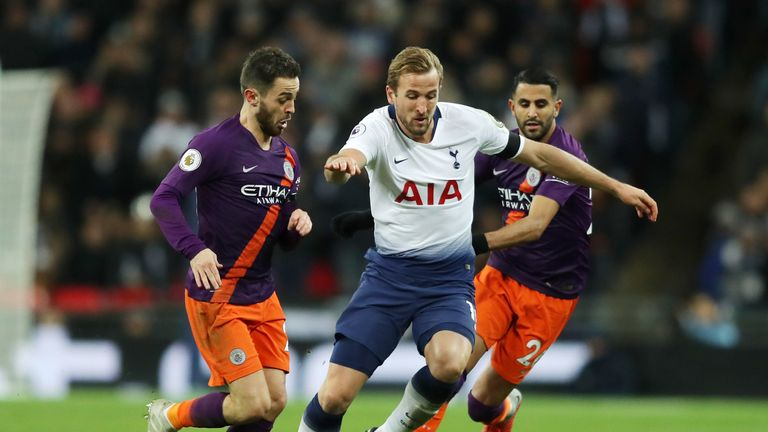 Tottenham will be without Harry Kane - but Merson doesn't see any problem
