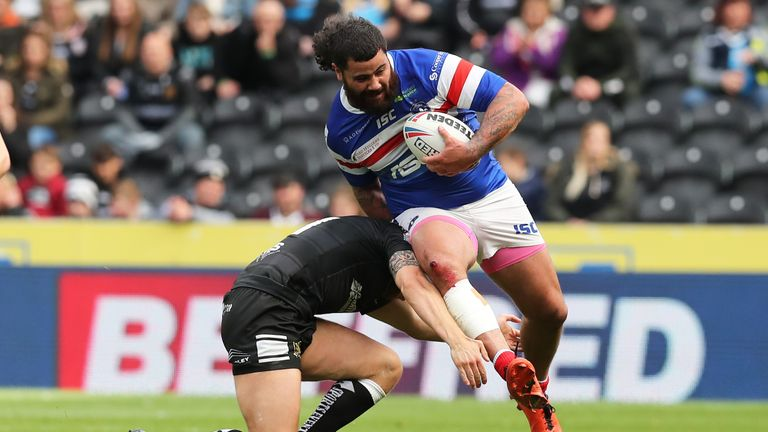 David Fifita is set to return for Wakefield