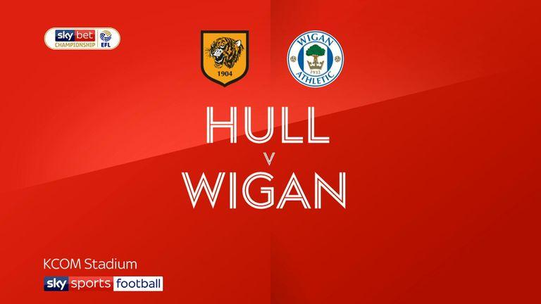 Hull v Wigan