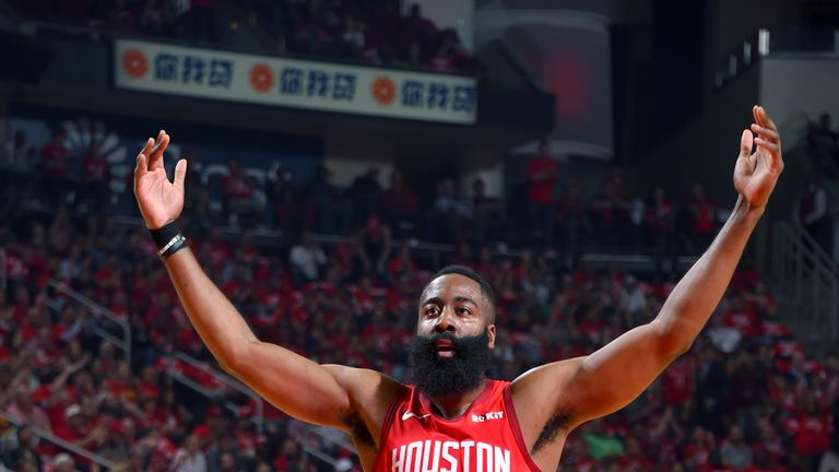 James Harden says he only worries about being the best player on the court every night | NBA News |
