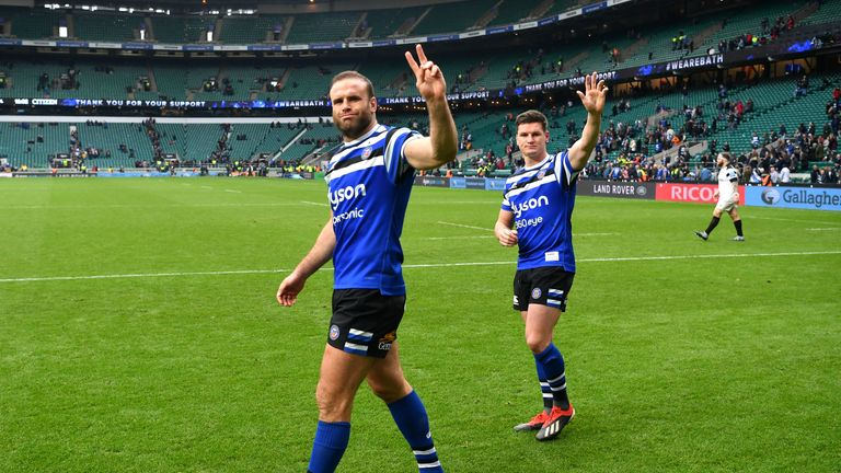 Bath are off the back of a victory at Twickenham Stadium