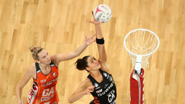 Sharni Layton has spoke candidly during her retirement about her own experiences in netball
