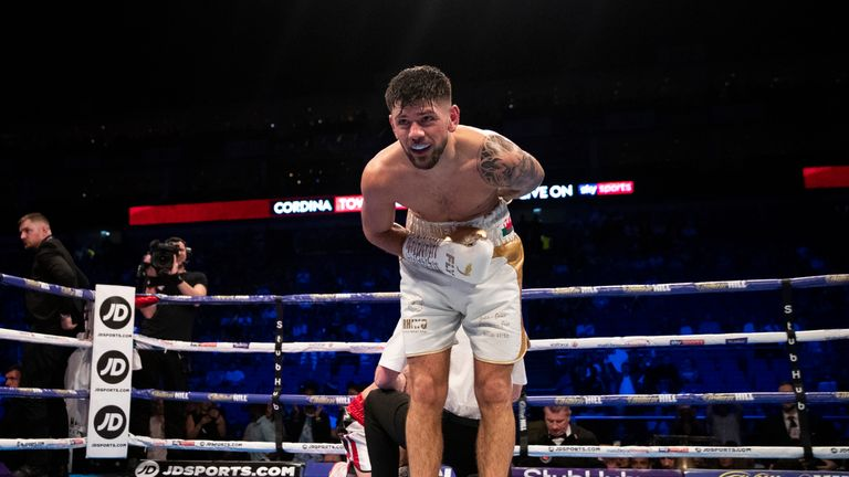 Image result for joe cordina vs tiocco
