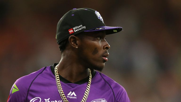 Jofra Archer says he will be ready if there is a call-up to England's final World Cup squad