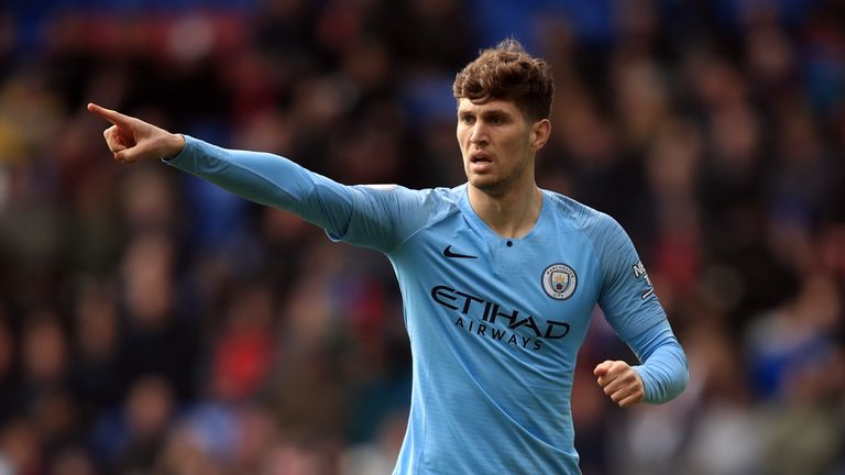 John Stones can throw some shapes on the dancefloor