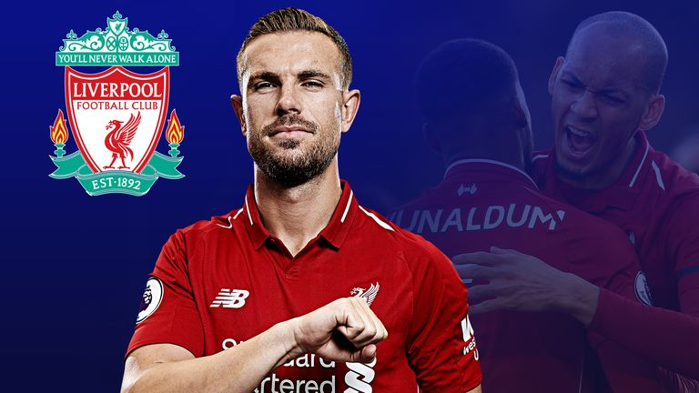 Jordan Henderson's role in Liverpool's midfield has changed - and it's working