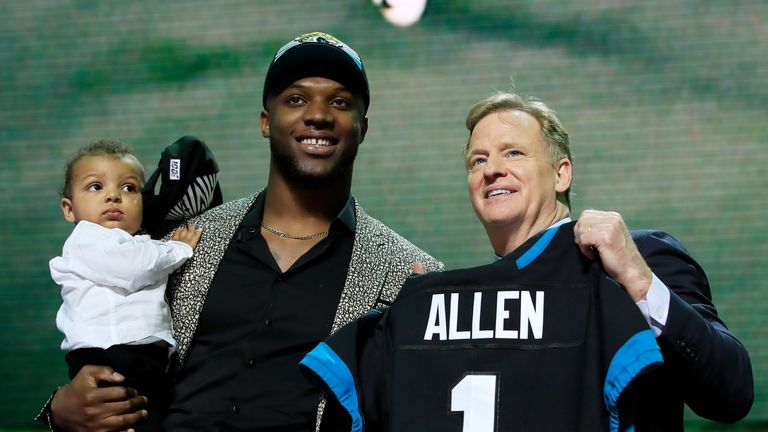 Josh Allen could help the Jags get back to their dominant ways on defense