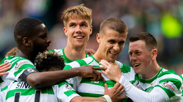 Celtic can win the title this weekend