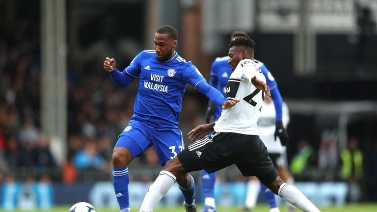 Junior Hoilett made more key passes than anyone on the pitch - but no Cardiff player could finish them off