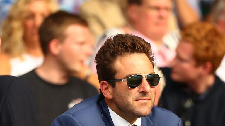 Justin Gimelstob pleaded 'no contest' to a battery charge in a California court in April