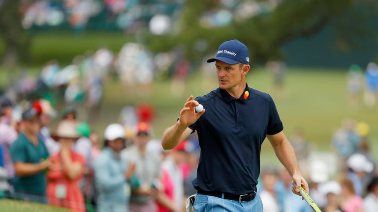 Justin Rose, world No  2, is the highest-ranked player in action this week