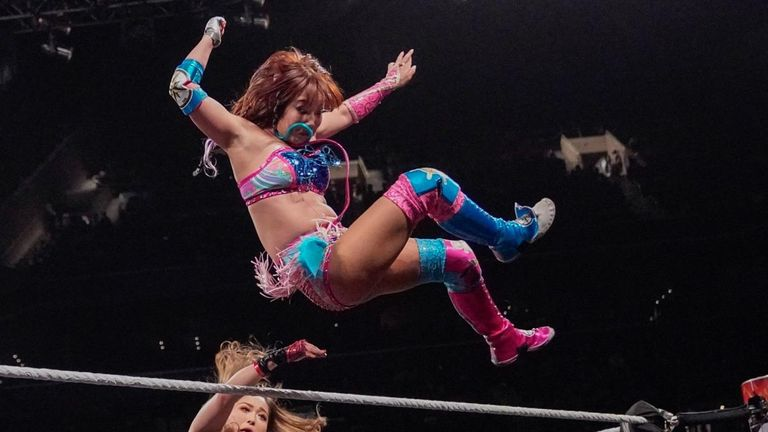 Kairi Sane and Io Shirai - as the Sky Pirates - could be exactly the breath of fresh air the women's tag division needs