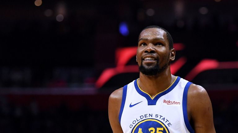 Kevin Durant's influence is set to increase in the absence of DeMarcus Cousins