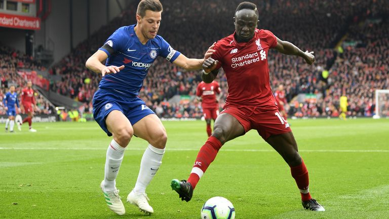 Liverpool 2 0 Chelsea Player Ratings From Anfield Football News Sky Sports