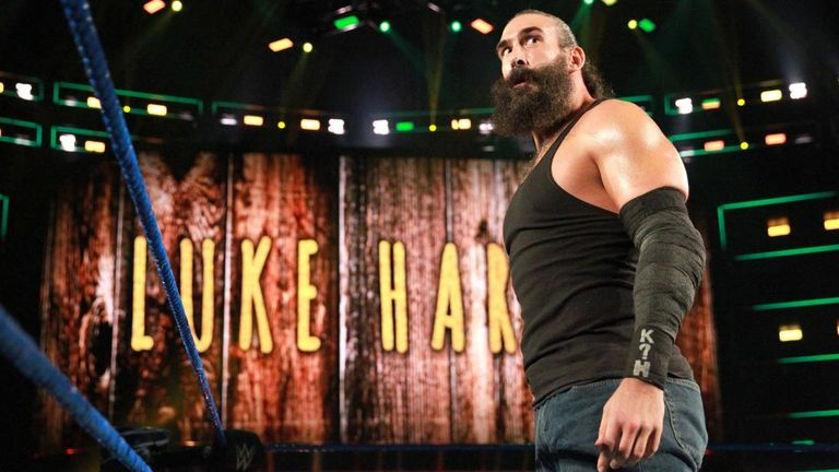 Luke Harper could be on his way out of WWE after asking for his release