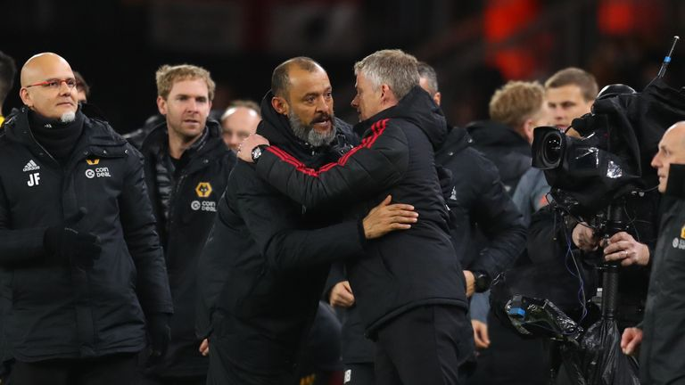 Hungry Wolves devour 10-man Manchester United, Latest Football News