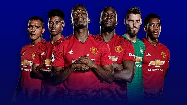 Manchester United hero image