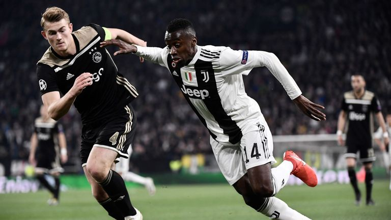Matthijs de Ligt is expected to be confirmed as a Juventus player soon