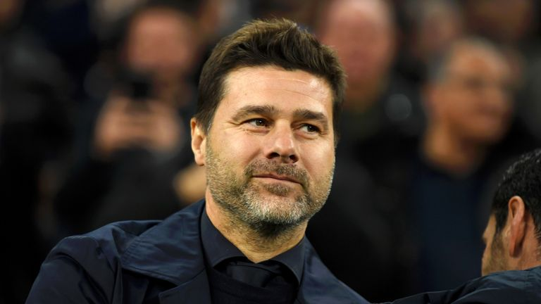 Mauricio Pochettino thinks Manchester City are still favourites to win Champions League
