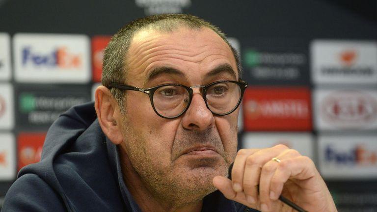 Wayne Bridge says Maurizio Sarri's Chelsea team have been