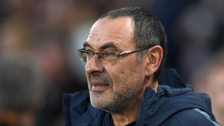Maurizio Sarri believes the Premier League campaign is just as important for Chelsea if they are to play Champions League football next season