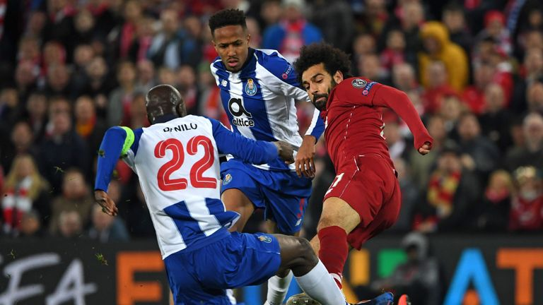 Should Mohamed Salah have seen red for this?