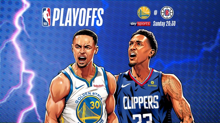 Warriors @ Clippers