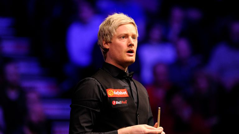 Neil Robertson won the China Open with victory on Sunday