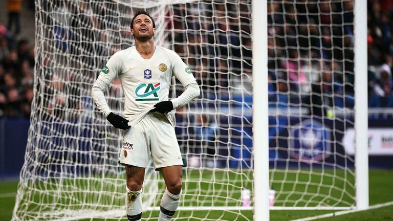 Neymar has changed his mind about his future at Paris Saint-Germain