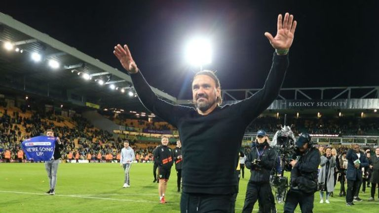 Norwich head coach Daniel Farke will keep faith with the majority of the players who have taken Norwich up from the Championship