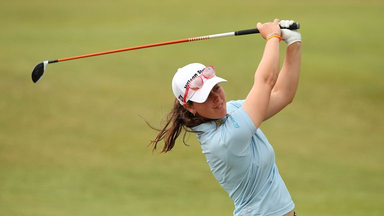 Nuria Iturrios coasted to a seven-shot win in Morocco