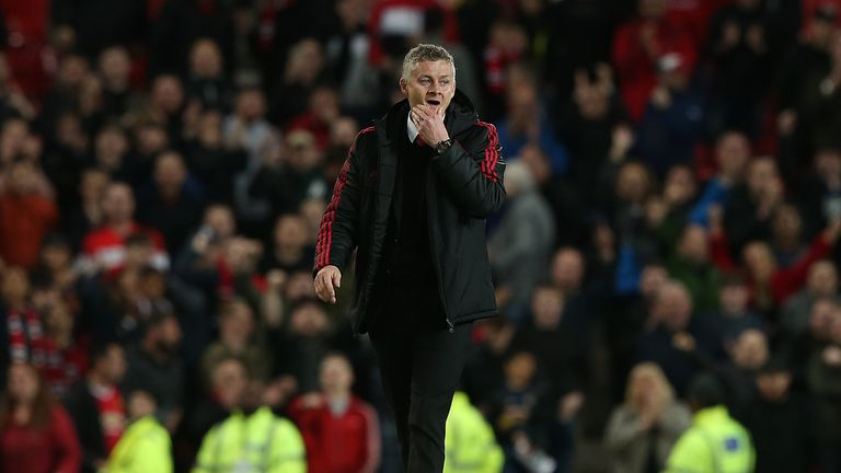 Ole Gunnar Solskjaer admits he is finding out who wants to sacrifice themselves for United