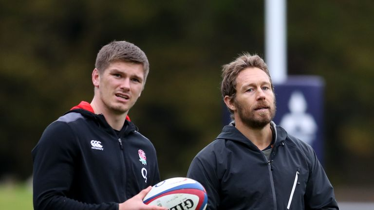 Jonny Wilkinson backing 'ruthless' England captain Owen Farrell