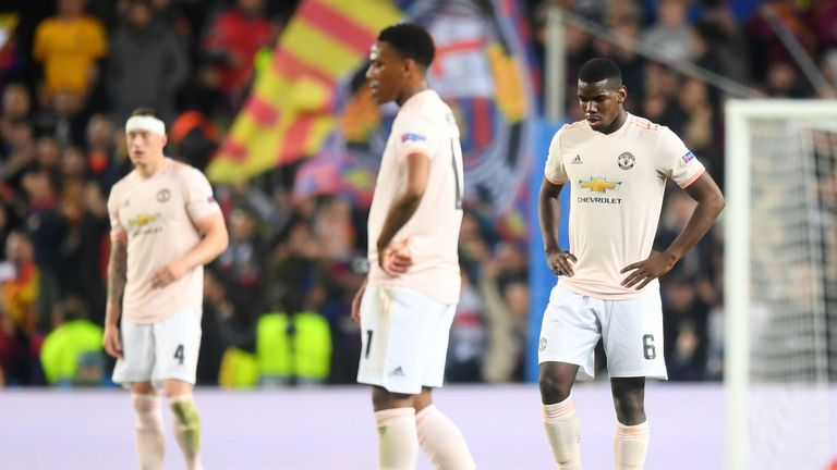 Barcelona 3-0 Manchester United (Agg: 4-0): Player ratings