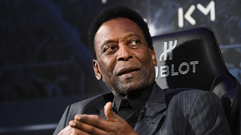 Pele has left hospital in Sao Paulo