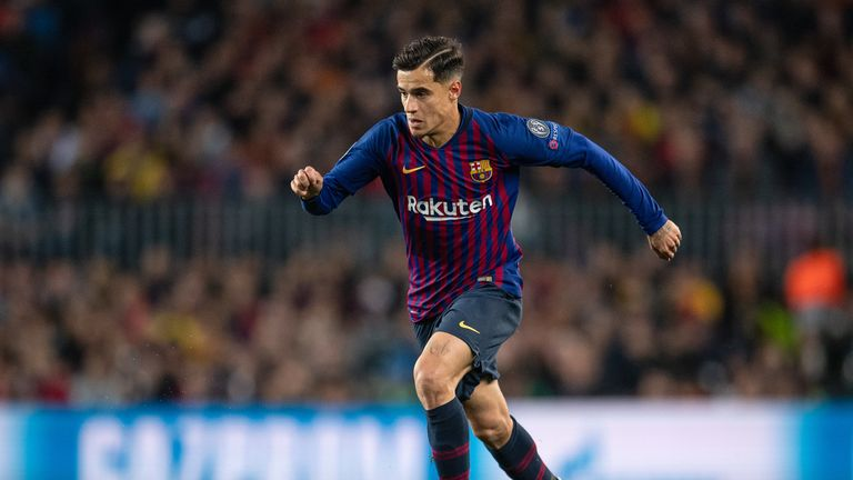 Philippe Coutinho has been linked with a swap deal to Manchester United