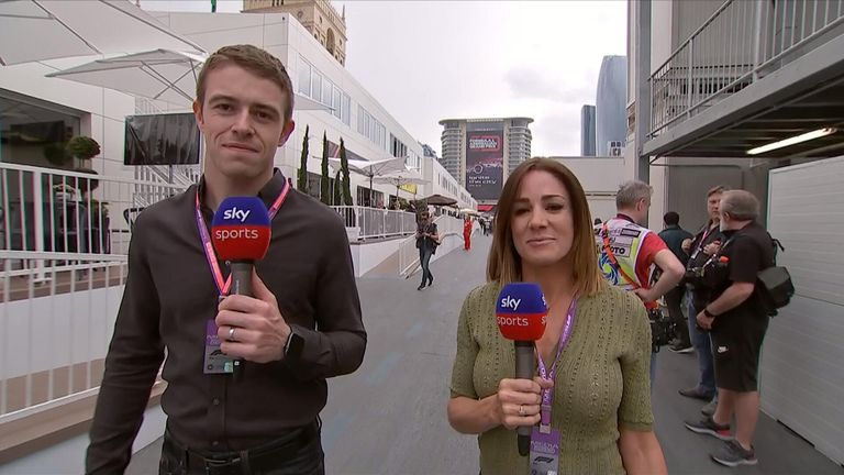 Pinkham and Di Resta