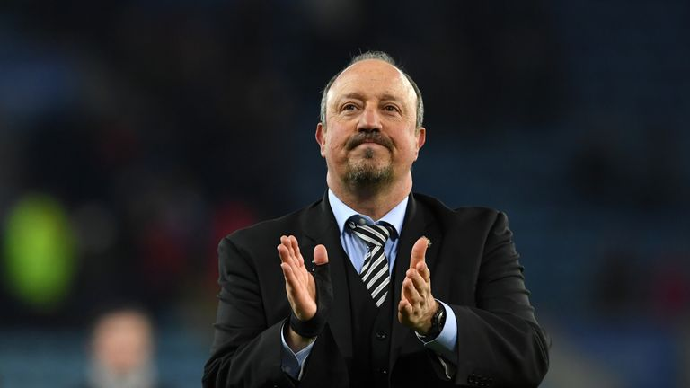 Rafa Benitez is heading to China