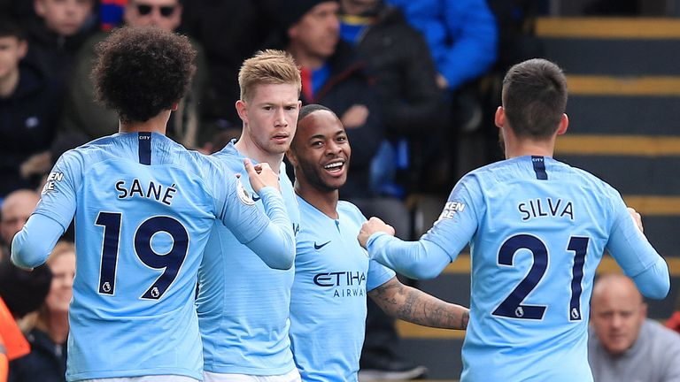Raheem Sterling now has 17 goals and 13 assists this season