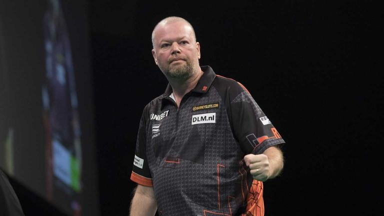 Raymond van Barneveld secured qualification for the Austrian Darts Open